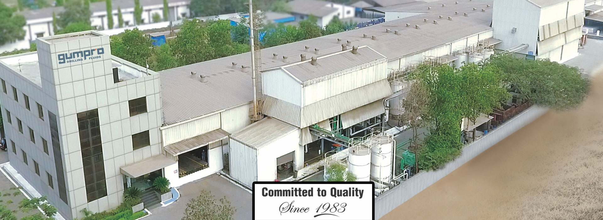 Manufacturing Drilling Fluid Additives since 1983
